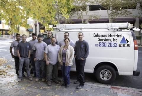 Meet the Enhanced Electrical Team!